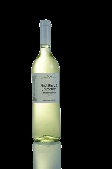 2019er Pinot Blanc & Chardonnay (0.75L)