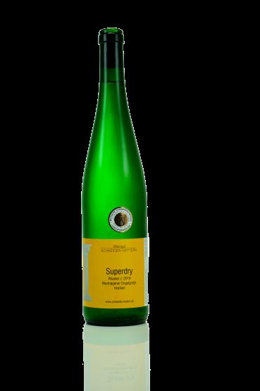 2019er Rivaner Qualitätswein (0.75L)